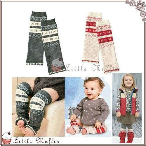 ~Little Muffin小馬芬~^~SMI034^~ 日單 冬裝雪花滿滿兩色 針織棉質