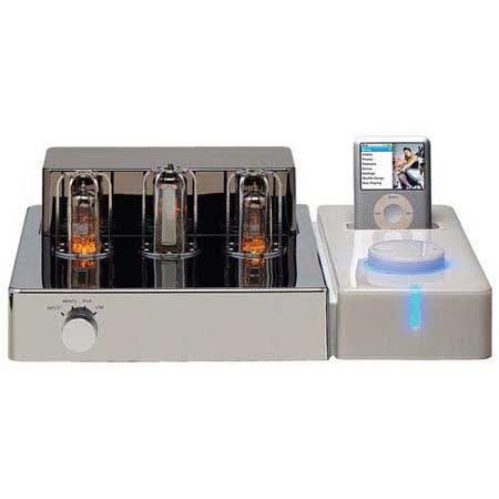 Lobos LVA-10000 高傳真立體聲真空管擴大機iPod Nano. iPod Mini iPod