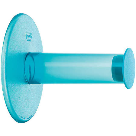 《KOZIOL》捲筒衛生紙架(透湖綠)