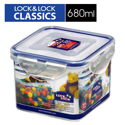 _樂扣樂扣PP保鮮盒~680ML^(HPL851^)