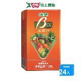 波蜜BCE果菜汁250ml*24入/箱