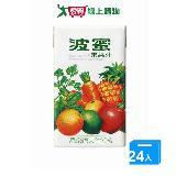 波蜜果菜汁250ml*24入/箱