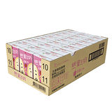 統一蜜豆奶草莓250ml*24入/箱