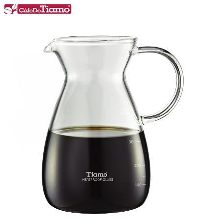 Tiamo IF0047 玻璃水壺 400ml (HG1988)