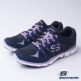 SKECHERS (女) 流行運動鞋- 優惠待遇 - 領袖圈22381NVLV
