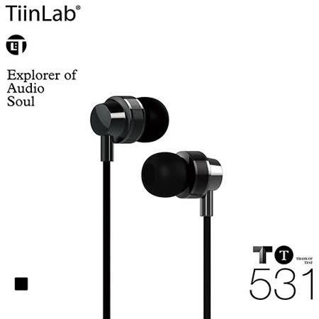 Tiinlab TBass of TFAT TT T低音系列-TT531(珍珠黑)
