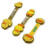 B‧Duck 黃色小鴨造型捲線器