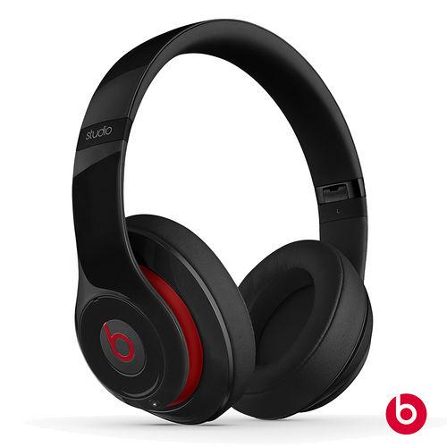 New Beats Studio 耳罩式耳機-黑
