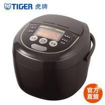 【TIGER 虎牌】日本製 6人份智慧型可變壓力IH多功能電子鍋(JKP-A10R)
