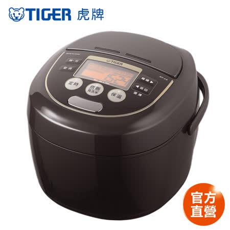 (TIGER虎牌)10人份智慧型可變壓力IH多功能電子鍋(JKP-A18R)