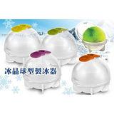 【PS Mall】冰晶球形製冰器 大款6*5.5 冰晶球型製冰器1組4個裝 (J718)