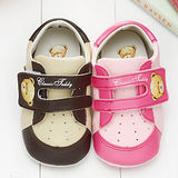 【童鞋城堡】ClassicTeddy精典泰迪手工寶寶鞋{台灣製造}TD7633