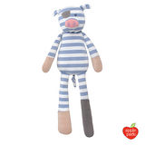 美國【Apple Park  - 農場好朋友系列】有機棉安撫玩偶 - 海盜豬