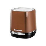 HYUNDAI現代 無線藍牙行動喇叭 - 絢麗版 香檳金