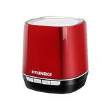 HYUNDAI現代 無線藍牙行動喇叭 - 絢麗版 艷麗紅