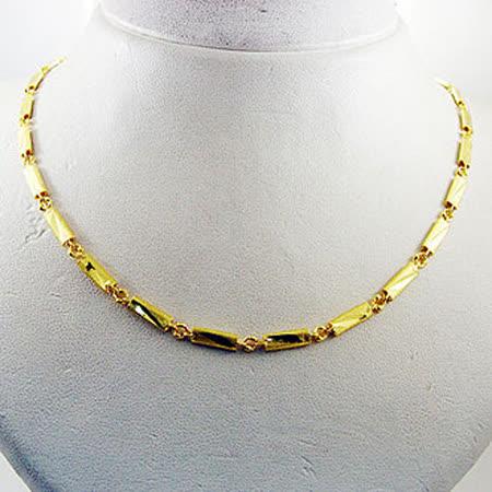 Manstyle「連中三元」黃金項鍊 (約5.22錢)