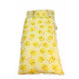 精選~黃色小鴨    .兩用鋪棉兒童睡袋.全程臺灣製造