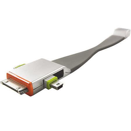《XDDESIGN》3in1 USB充電傳輸線