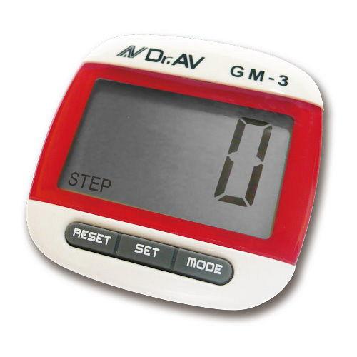 聖岡 超大螢幕智能健康計步器GM-3/1組2個
