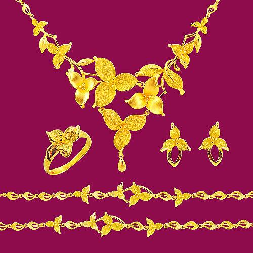Manstyle「定情」黃金套組 (約19.49錢)