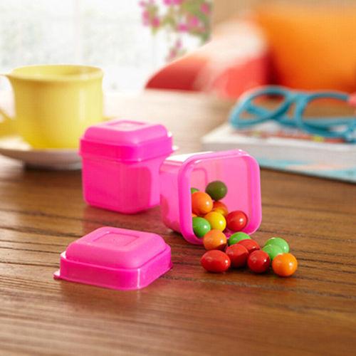 糖果色迷你保鮮收納盒-2入裝