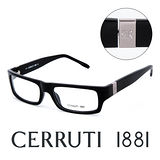 CERRUTI 1881 義大利頂級簡約時尚造型平光眼鏡 CE09301