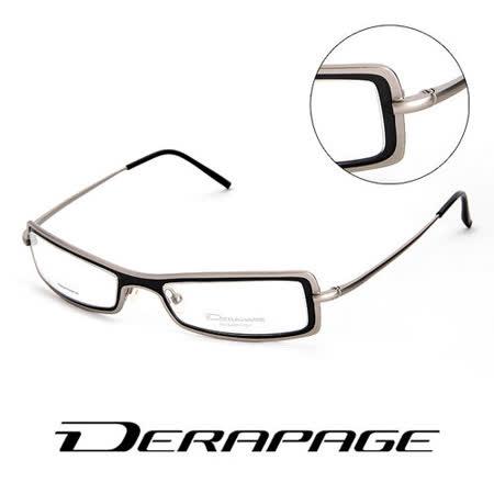 DERAPAGE 義大利地表急速精緻藝術與完美工藝結合尾翼系列 DRACI1-C40