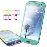MERCURY SAMSUNG GALAXY S4 專用彩色保護貼