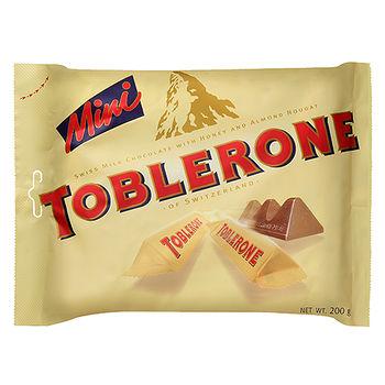 TOBLERONE 瑞士三角迷你巧克力  200g