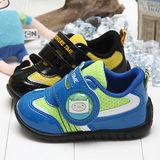 【童鞋城堡】探險活寶老皮與阿寶LED電燈休閒鞋{台灣製造}AT6266
