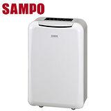 『SAMPO』☆聲寶10.5L/日空氣清淨除濕機 AD-BH222FT
