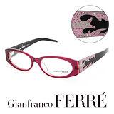 Glanfranco Ferre 義大利首席設計師完美幾何珠寶設計造型鏡框 GF36102