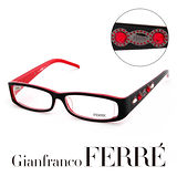 Glanfranco Ferre 義大利首席設計師完美幾何珠寶設計造型鏡框 GF33702