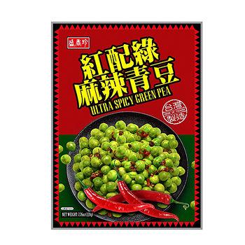 盛香珍盛香珍麻辣青豆220g