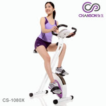 樂活有氧健身車 CS-1080X (DIY組裝)