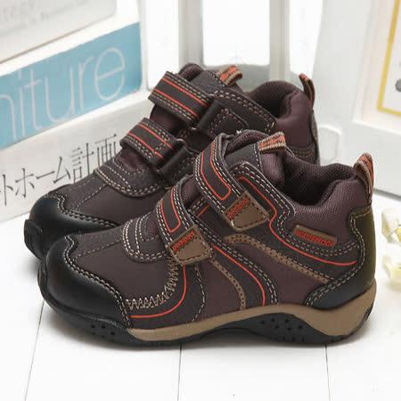 【童鞋城堡】Pediped限量簡單品味短統靴休閒鞋{美國品牌}RS1977