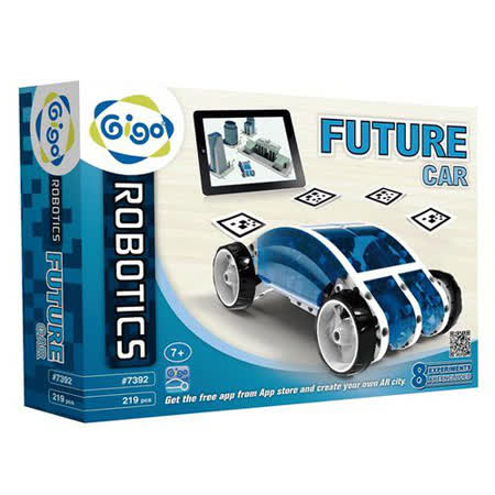 【GIGO智高】未來車 (#7392)