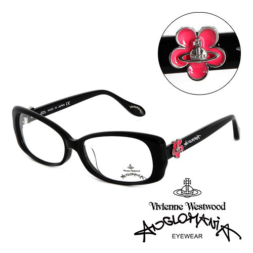 Vivienne Westwood 英國Anglomania英倫龐克光學眼鏡^(黑^) A