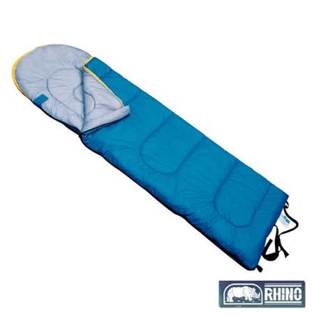 【RHINO犀牛】保暖輕巧小睡袋(隨機色)