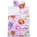 【IN HOUSE】二用兒童睡袋-裡層採用珊瑚絨壓花