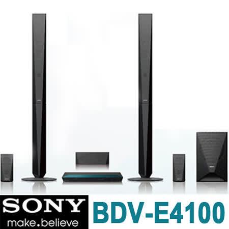 SONY新力 3D藍光家庭劇院(BDV-E4100)