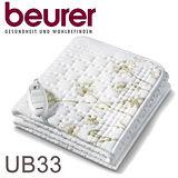 德國博依beurer-床墊型電熱毯(單人長效型UB33)