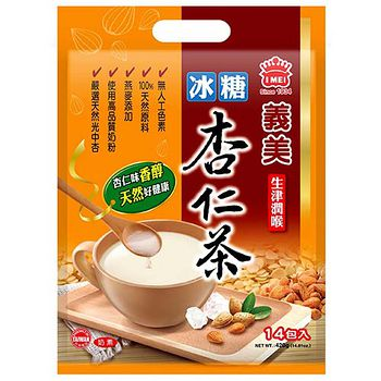 義美冰糖杏仁茶420g