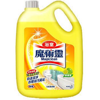 魔術靈浴室清潔量販瓶裝-檸檬香3800ml