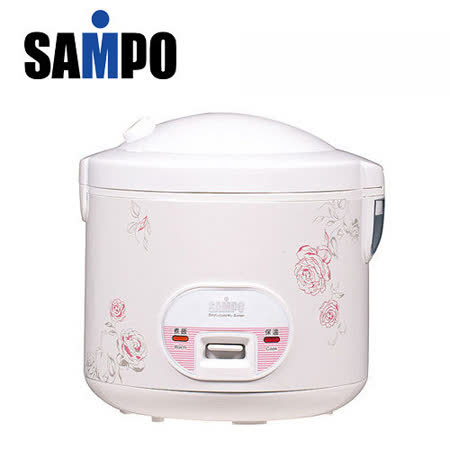 『SAMPO』☆聲寶 機械式電子鍋10人份 KS-AF10 /KSAF10