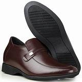 GOG高哥隱形增高鞋春秋系列41362雞心搭袢增高6.5cm(2013-11)