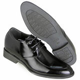 GOG高哥隱形增高鞋春秋系列412583歐版紳士鞋增高6.5cm(2013-11)