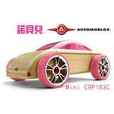 【AUTOMOBLOX 】德國原木變形車Mini C9P