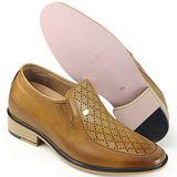 GOG高哥隱形增高鞋精品系列61313擦色激光涼鞋增高6.5cm(2013-11)