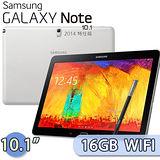 Samsung GALAXY Note 10.1 2014  P6000 WIFI版 16G 平板電腦【隕石黑】-加送3000mAh行動電源+16G記憶卡+絨布雙面質感保護套